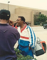 Arsenio Hall w 1989
