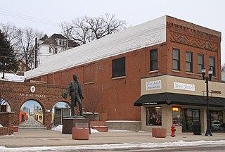 Montevideo, Minnesota City in Minnesota, United States
