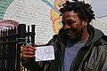 Artist in Newark (13658560824).jpg