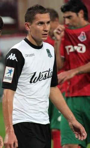 Artur Jędrzejczyk - With FC Krasnodar in 2013
