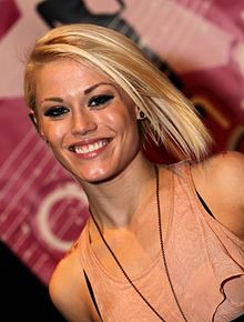 Ash Hollywood - AVN Expo & AVN Awards (8393005708).jpg