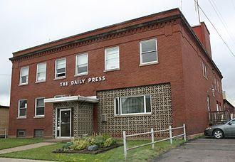 Ashland Daily Press - Building