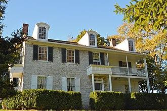 National Register of Historic Places listings in York County, Pennsylvania - Image: Ashton Hursh York Co PA