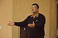 Ashwin Baindur - Wikipedia Academic Presentation - Bhaskaracharya Hall - Indian Institute of Technology - Kharagpur - West Midnapore 2015-01-24 4975.JPG