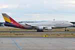 Asiana Airlines, HL7428, Boeing 747-48E (20327149076).jpg