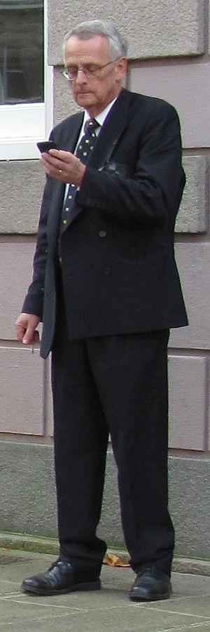 Leonard Norman - Leonard Norman in 2011.