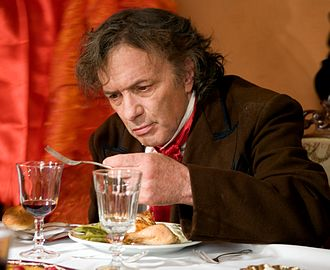 Assi Dayan - Dayan in Finita la comedia (2011) as  Ludwig van Beethoven