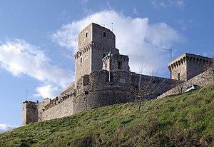 Rocca Maggiore - The fortress