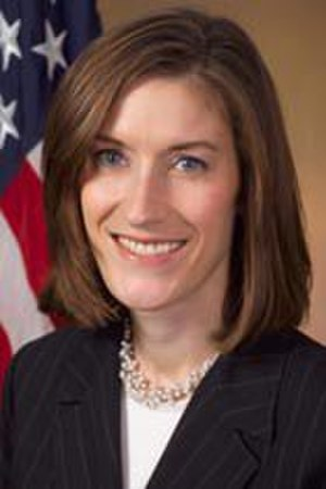 Rachel Brand - Brand's official photo during Bush Admin.