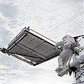 Astronaut Richard M. Linnehan EVA (27923247472).jpg