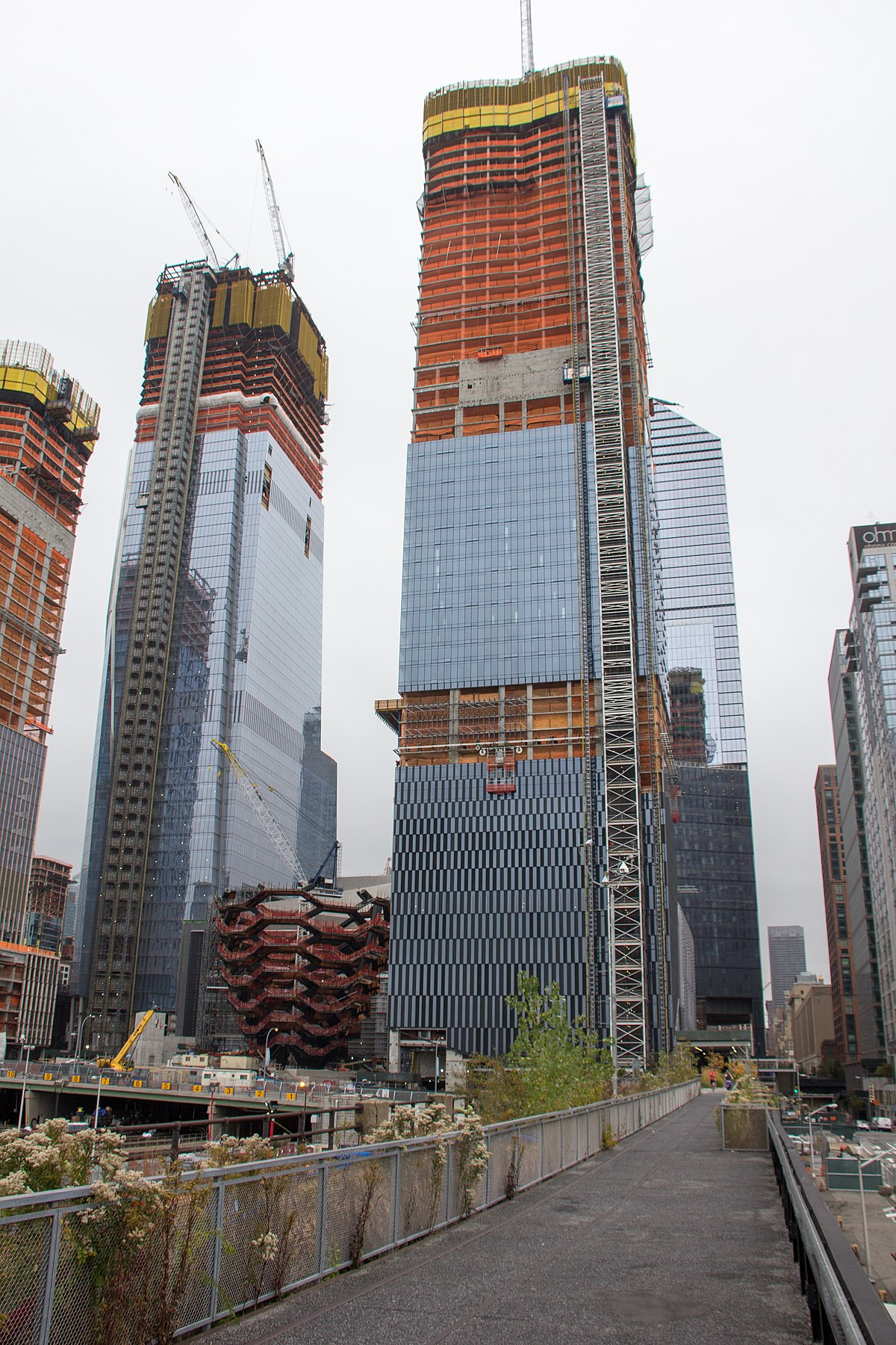 15 Hudson Yards Wikipedia