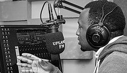 At radio station.jpg