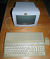 Atari 1040 STF + SM 124.JPG