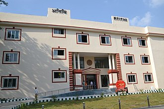 National Academy of Indian Railways - Atithi Hostel