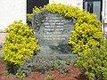 Auby - Monument aux trois résistants polonais tués le 1er septembre 1944 (01).JPG