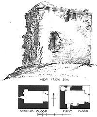 Auchenharvie castle ayrshire