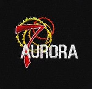 Mercury-Atlas 7 - Image: Aurora 7 insignia