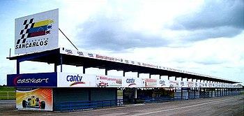 Autodromo Internacional de San Carlos