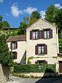 Auvers-sur-Oise (95), maison du Pendu, rue du Four.jpg