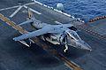 Av-8B Harrier flight ops 140903-N-HU377-133.jpg