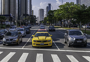 Avenida Faria Lima, São Paulo