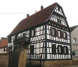 Kirchenstraße in Böhl-Iggelheim
