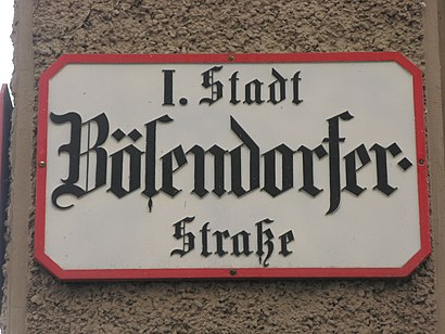 How to get to Bösendorferstraße with public transit - About the place