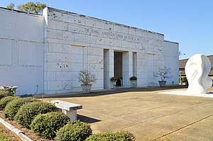 National Register of Historic Places listings in Talladega County, Alabama - Image: B.B. Comer Memorial Library Sylacauga AL