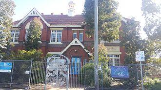 Brunswick East, Victoria - Brunswick East Primary School