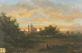 Evening Landscape