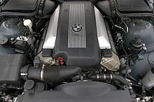 2002 bmw 540i engine