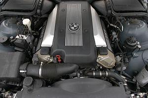 BMW M62 - Image: BMW M62TUB44
