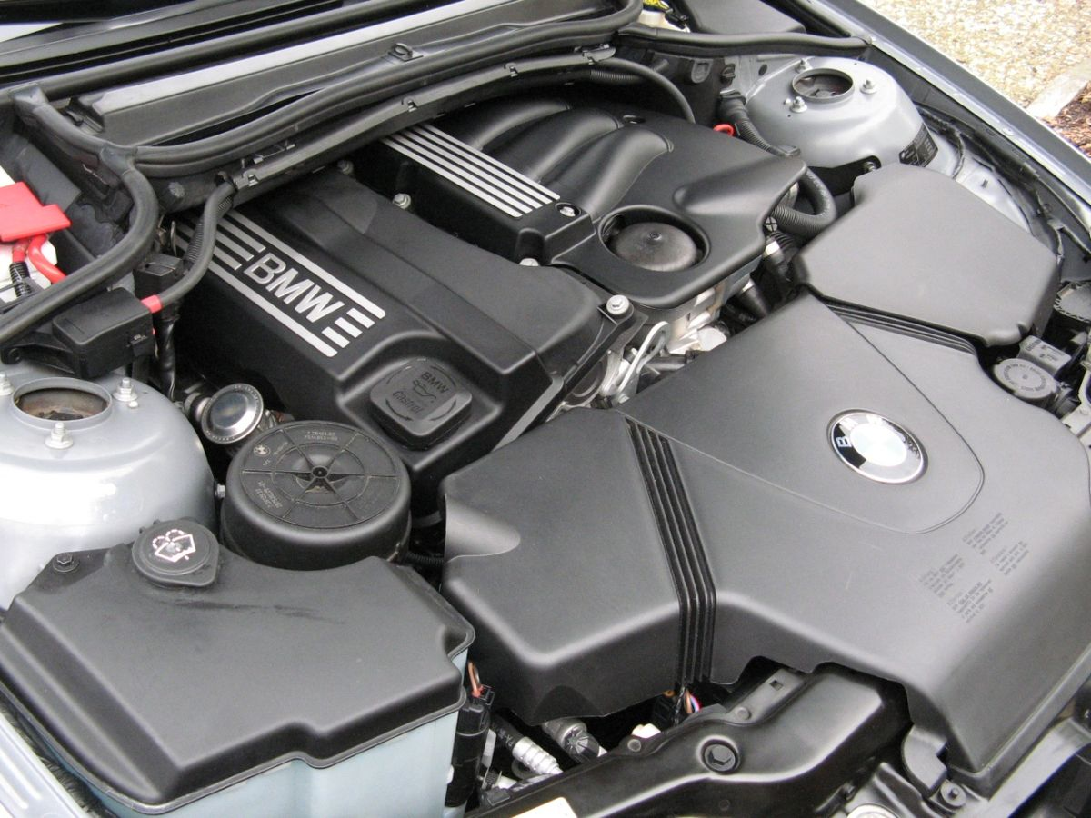 Bmw N46 Wikipedia 2004 Mini Cooper Engine Compartment Diagram