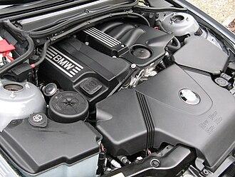 BMW N46 - Image: BMW N46