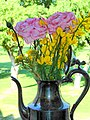 BOUQUET IN SILVER PITCHER - panoramio.jpg