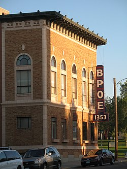 BPOE 1353 in Casper, WY USA.JPG
