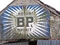 BP sign, Plumbridge - geograph.org.uk - 594563.jpg