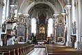 Bad Aibling, the Church Assumption of Mary, inner view.jpg