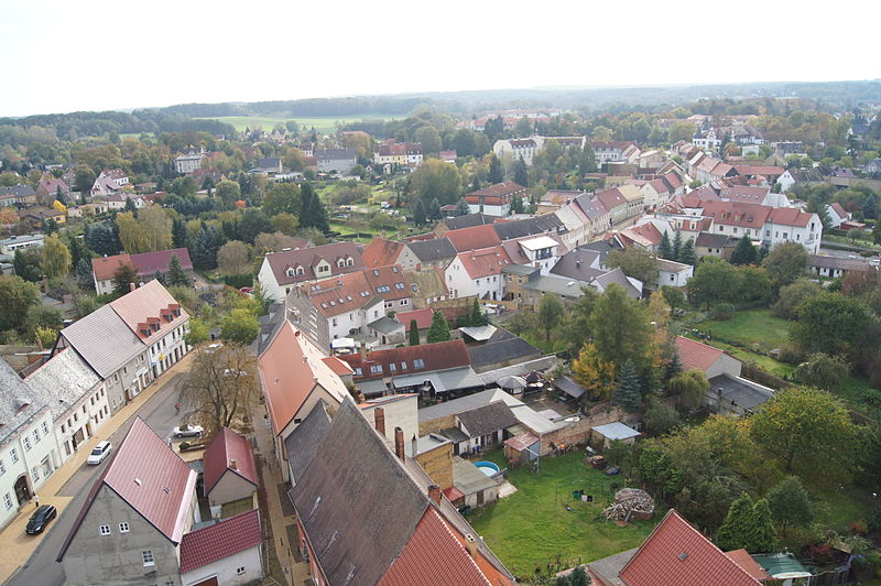 Bad Schmiedeberg Germany  city photo : Bad Schmiedeberg Nikolaikirche 2014 10 18 019 Wikimedia ...