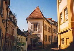 Baden Baden Altstadt