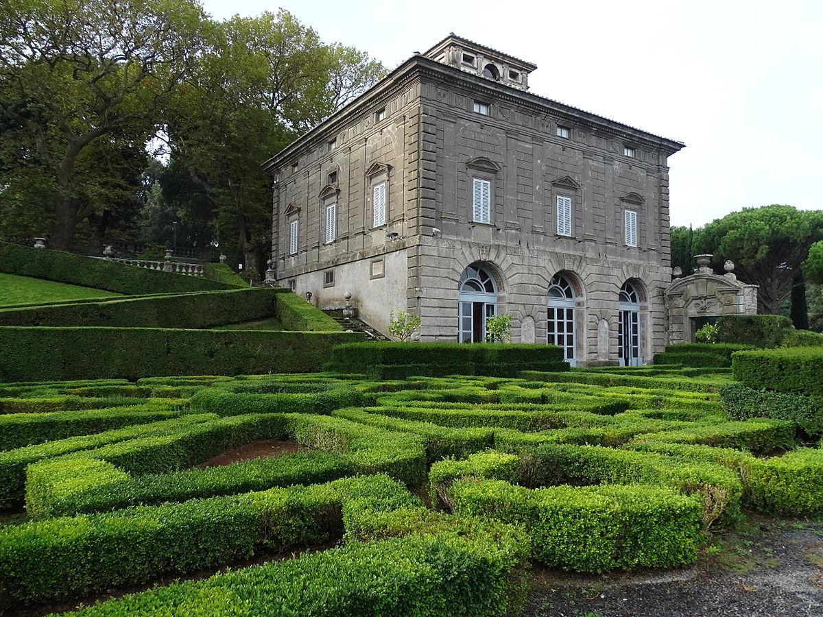 Villa lante wikipedia la enciclopedia libre for Jardin de la villa