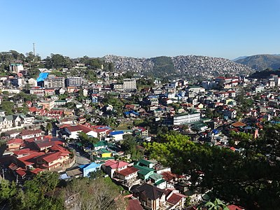 Capital City Auto >> Baguio - Wikipedia