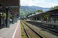 Bahnhof Zell am See Bahnsteig 1 Nord.JPG
