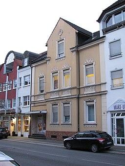 Bahnhofstraße in Werl