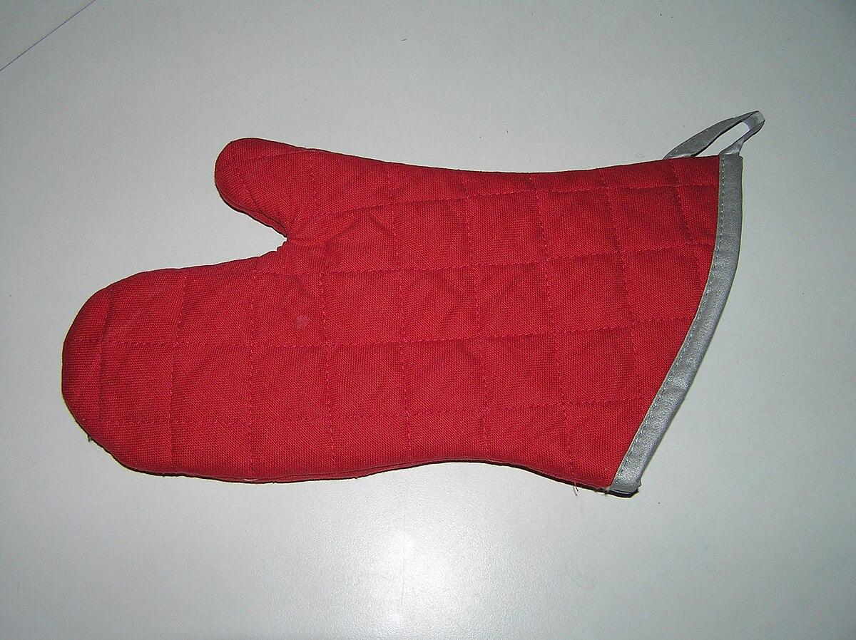 Oven glove - Wikipedia