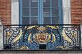 Balcony of the Capitole de Toulouse 02.JPG