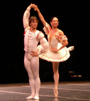 Wedding Pas de deux from Don Quichotte (Act 5)...