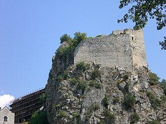 Balvano - Balvano Castle