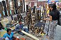 Bamboo Craft Stall - West Bengal State Handicrafts Expo - Milan Mela Complex - Kolkata 2014-12-06 1170.JPG