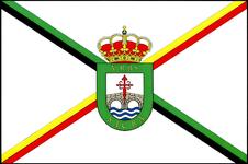 Bandera de Usagre.png